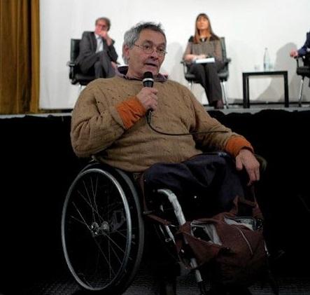 giampiero griffo esperto disabilità