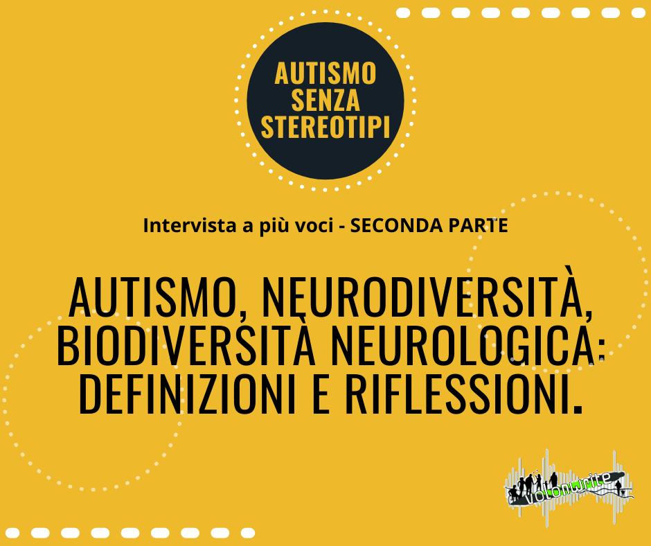 autismo neurodiversità